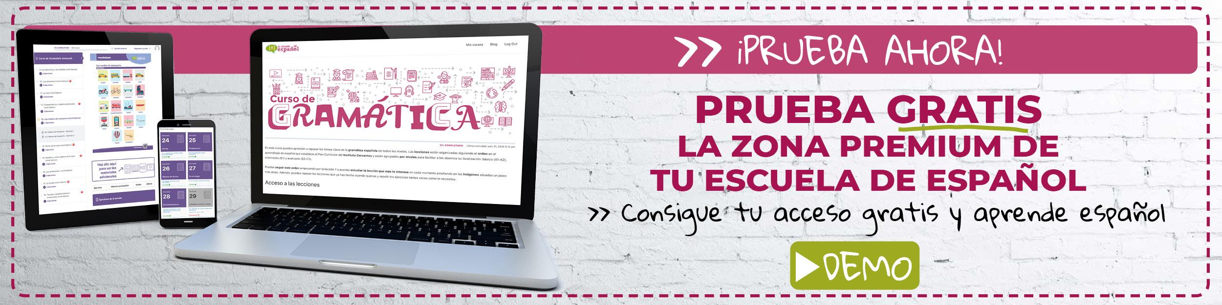 Demo Zona Premium